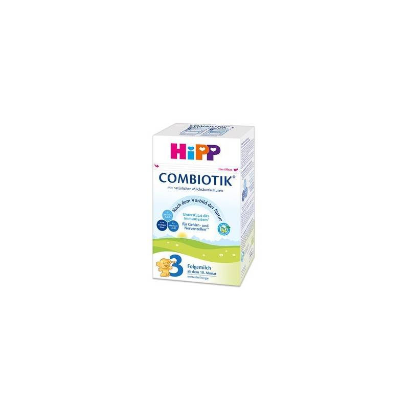 HiPP Bio Combiotik 3 Growing Up Milk Stage 3