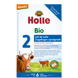 Holle Stage 2 Organic Follow-on Milk Formula 600g